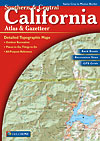 Southern & Central California Atlas and Gazetteer