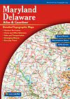 Maryland & Delaware Atlas and Gazetteer